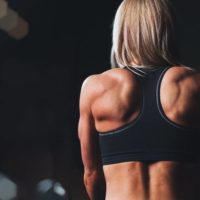 Strong Shoulders Female